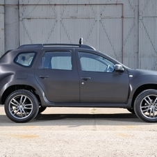 Dacia Duster Ambiance dCi 4x2 Black Edition