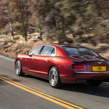 Bentley Continental Flying Spur V8 S