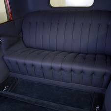 Lincoln Model L Seven-Passenger Berline