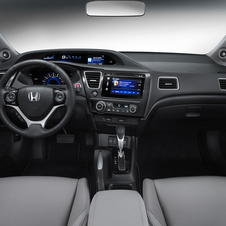 The interior gets better quality materials and a new infotainment display
