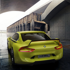 3.0 CSL Hommage should give some indication as to a possible future for M models