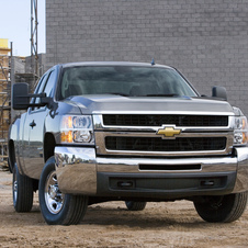 Chevrolet Silverado 2500HD Regular Cab 4WD Work Truck Long Box