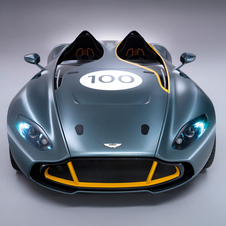 The CC100 takes design inspiration from the DBR1