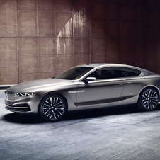 The Pininfarina Gran Lusso Coupe will get its UK debut