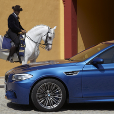 M5 owners might have to resort to a horse to get around.