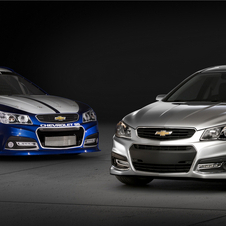The SS will also be Chevrolet's NASCAR silhouette for 2013