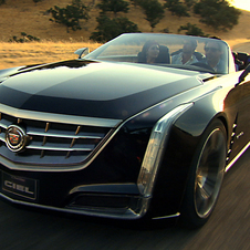The Ciel was Cadillac's last concept for the Pebble Beach Concours d'Elegance