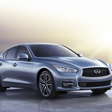 In Japan, the Infiniti Q50 is sold as the Skyline