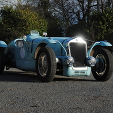 Delage D6 70 TT Recreation