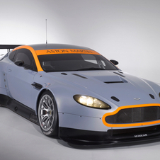 The Vantage GT2 took over when GT1 went away