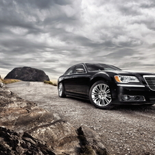 Chrysler 300 (modern) Limited RWD