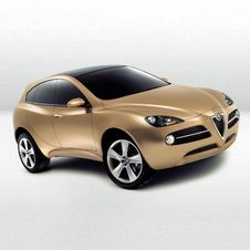Alfa Romeo considered a crossover called the Kamal a decade ago