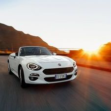 Abarth 124 Spider 1.4 Multiair Turbo