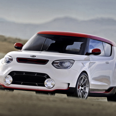 Kia showed the Trackster last year in Chicago and now it appears it is building it