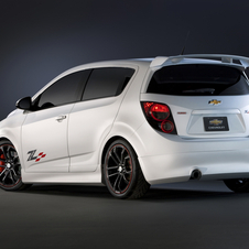 Chevrolet Bringing Tuned Versions of the Sonic and the Cruze to SEMA