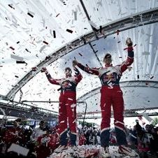 Loeb's ninth title is a great way to end an amazing rally career.