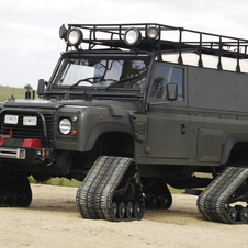 New Defender for 2015