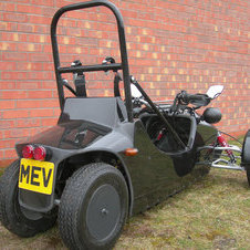 MEV Electric eTrike