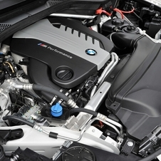 The engine is carried over from the previous generation