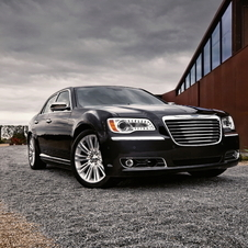 Chrysler 300 (modern) C AWD