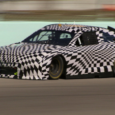 Chevy has already began testing the SS-bodied Nascar
