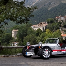 Caterham 7 Roadsport 1.6 Monaco