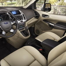 The interior is offered in cloth or vinyl