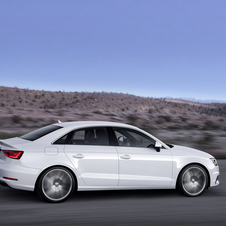 Audi expects the global rollout of the A3 to boost sales