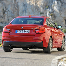 BMW 235i Coupé Automatic