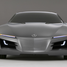 New NSX Concept and Two Other Concepts Debuting from Acura in Detroit