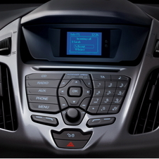 Sync, navigation and MyFord Touch are all available options