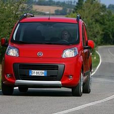 Fiat Qubo 1.3 JTD Multijet MyLife Dualogic