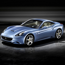 Ferrari California GT