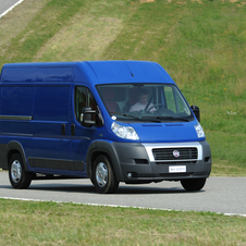 Fiat Ducato Maxi Combi 35 2.3 JTD Multijet high roof medium partly glanzed