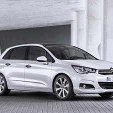 Citroën C4 1.6 BlueHDi Feel