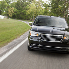 Chrysler Town & Country (modern) Limited