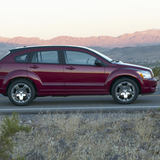 Dodge Caliber 2.0 I-4 SE AT