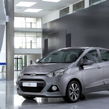 The latest i10 has just entered production in Turkey