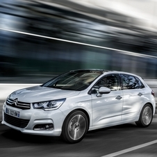 Citroën C4 1.6 e-HDi Feel