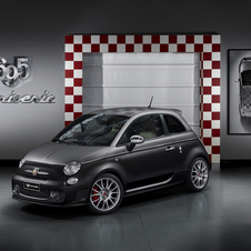 Abarth 695 Black Diamond