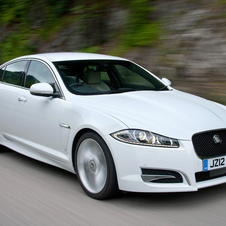 Jaguar XF 2.2 Diesel SE Business