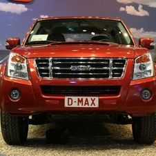 Isuzu D-Max 2.5 C Simple 4x4 L