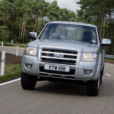 Ford Ranger 2.5TDCi XL Cabina Simples 4x2