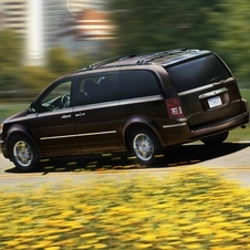 Chrysler Town & Country (modern) Touring Plus