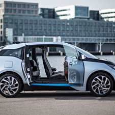 The i3 will get a stretched version with more rear space