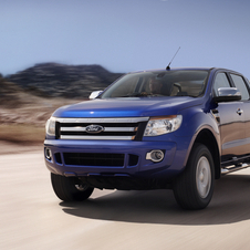 Ford Ranger 2.2 TDCi Cabina Dupla 4x2