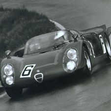 Alfa Romeo 33/2 Sports Prototype