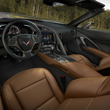 The interior is much more luxurious than before and features two 8in LCD screens for instruments and infotainment