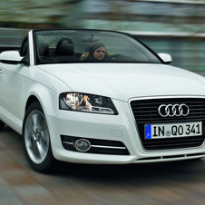 Audi A3 Cabriolet 1.8 TFSI Attraction S tronic