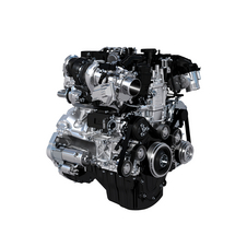 The new compact Ingenium engines introduce new technologies that the group intends to use in all future models